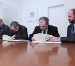 Contract establishing NCMM signed.